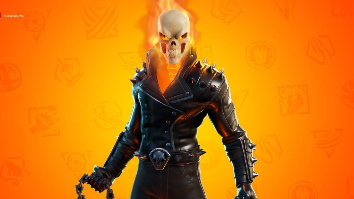 Ghost Rider Cup: How to get the Ghost Rider Fortnite skin