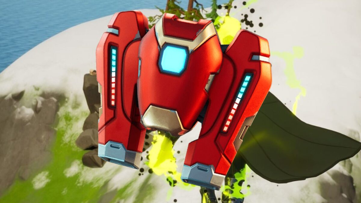 How to Find The Stark Industries Jetpack in Fortnite