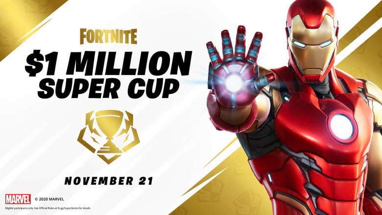 How to Play Fortnite $1 Million Super Cup: Date & Rules