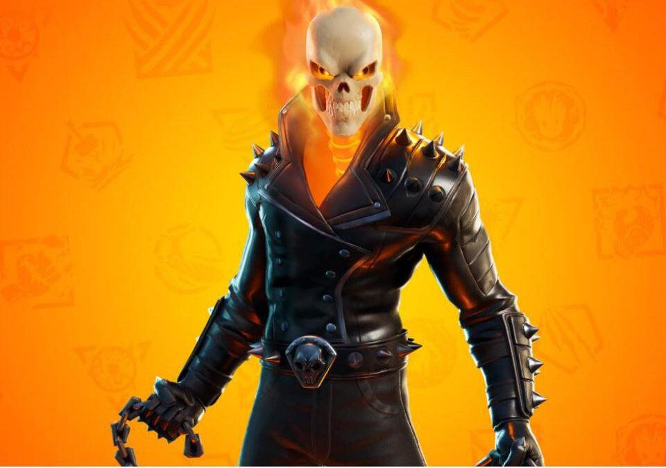 WATCH: Fortnite Ghost Rider Set Revealed