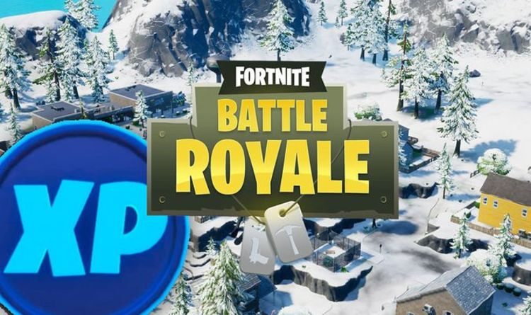 Fortnite find the buried Blue Coin in Retail Row: Week 5 challenge SOLVED | Gaming | Entertainment
