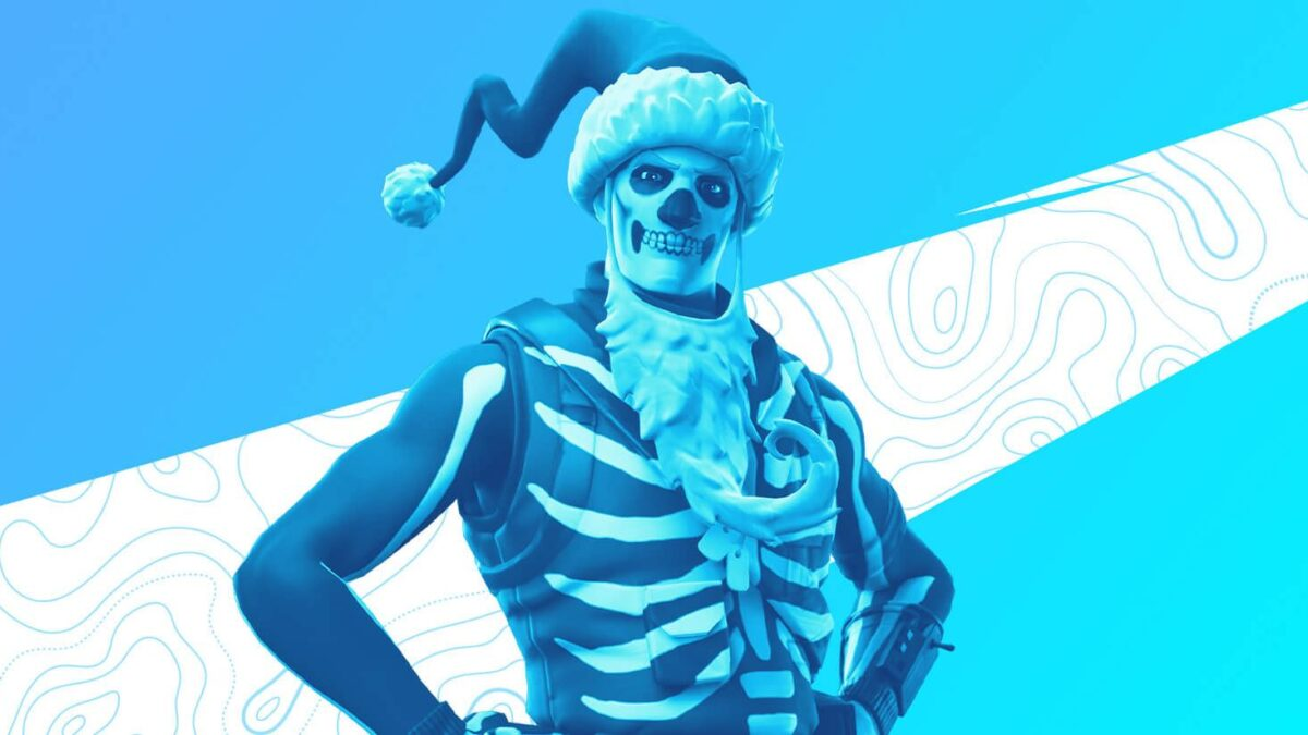 Fortnite Frosty Frenzy Trios Tournament Cup: $5M Prize Pool, Free Skull Claus Spray, 2FA