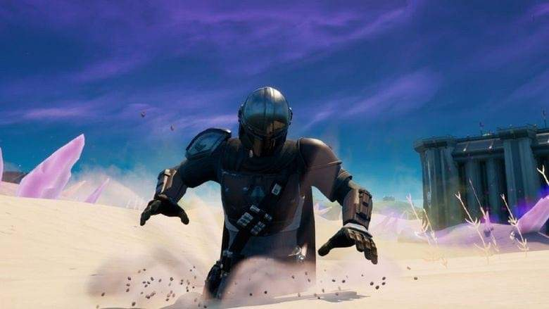 Fortnite Sand Tunneling Disabled After Game-Breaking Bug