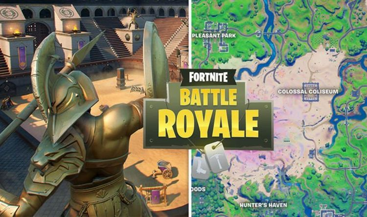 Fortnite Season 5 map changes – New POIs include Zero Point, Desert Coliseum and more | Gaming | Entertainment