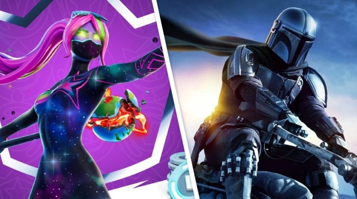 Fortnite Season 5 Teaser Seems to Hint at The Mandalorian Crossover