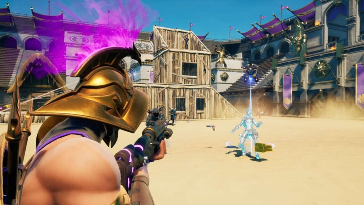 How to Sneak Through The Sands in Fortnite (Season 5)