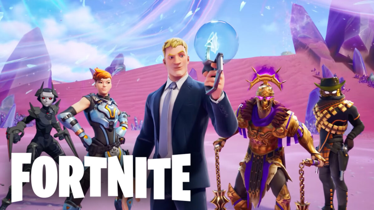 New Fortnite exotic weapons leaked: SMG and AR with special abilities