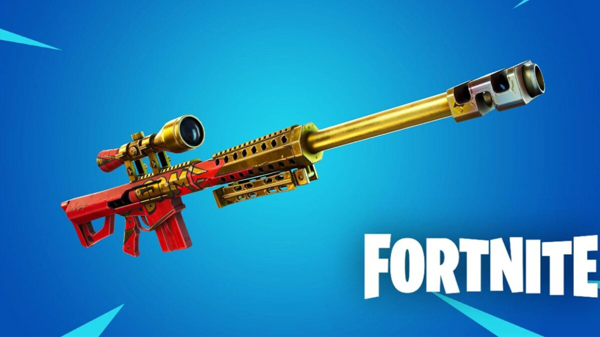 Where To Find Boom's Exotic Sniper Rifle In Fortnite Season 5
