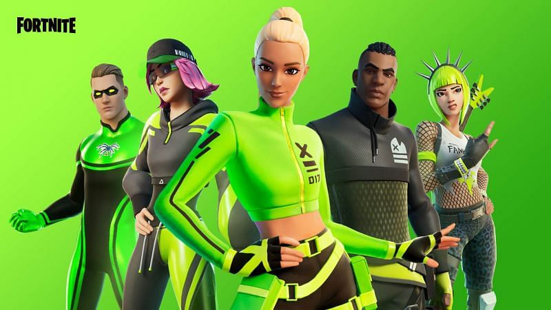 Fortnite introduces new tournaments and competitive events for 2021 – Sportskeeda