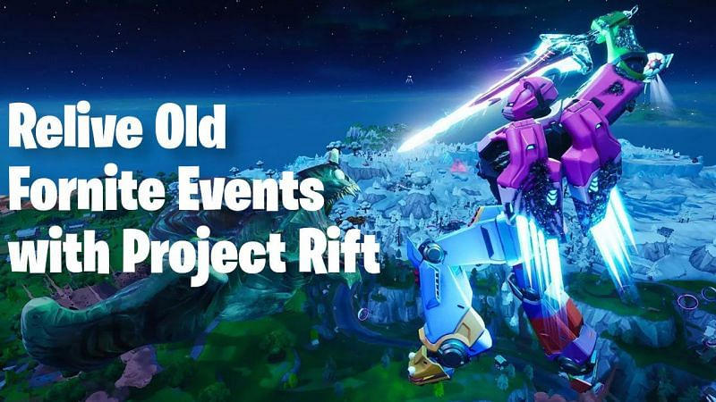Fortnite players discover a method to play old Fortnite events, revisit OG map, and more in 2021 – Sportskeeda