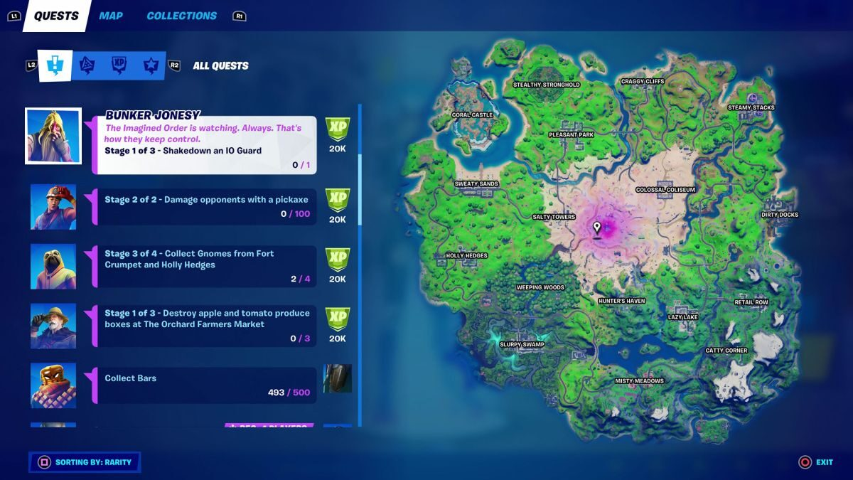 Fortnite Week 9 quests: How to resolve all of the Epic Quests in Season 5 Week 9