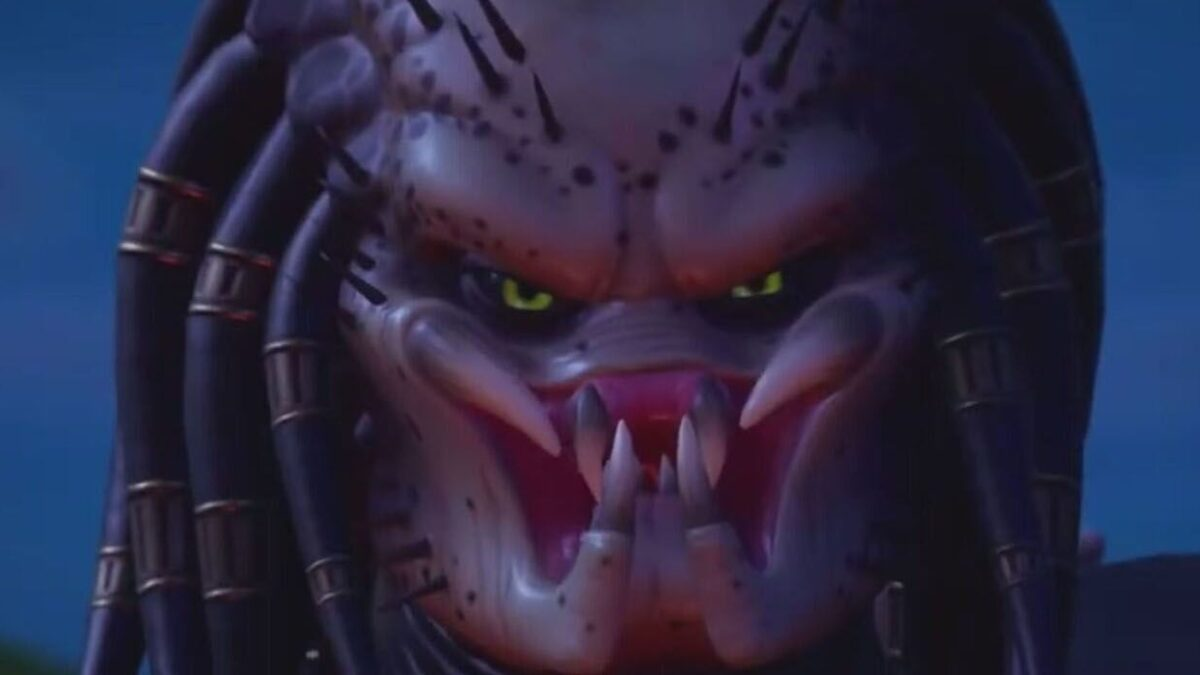 Fortnite's Predator Crossover Features A Controversial Cloaking Device