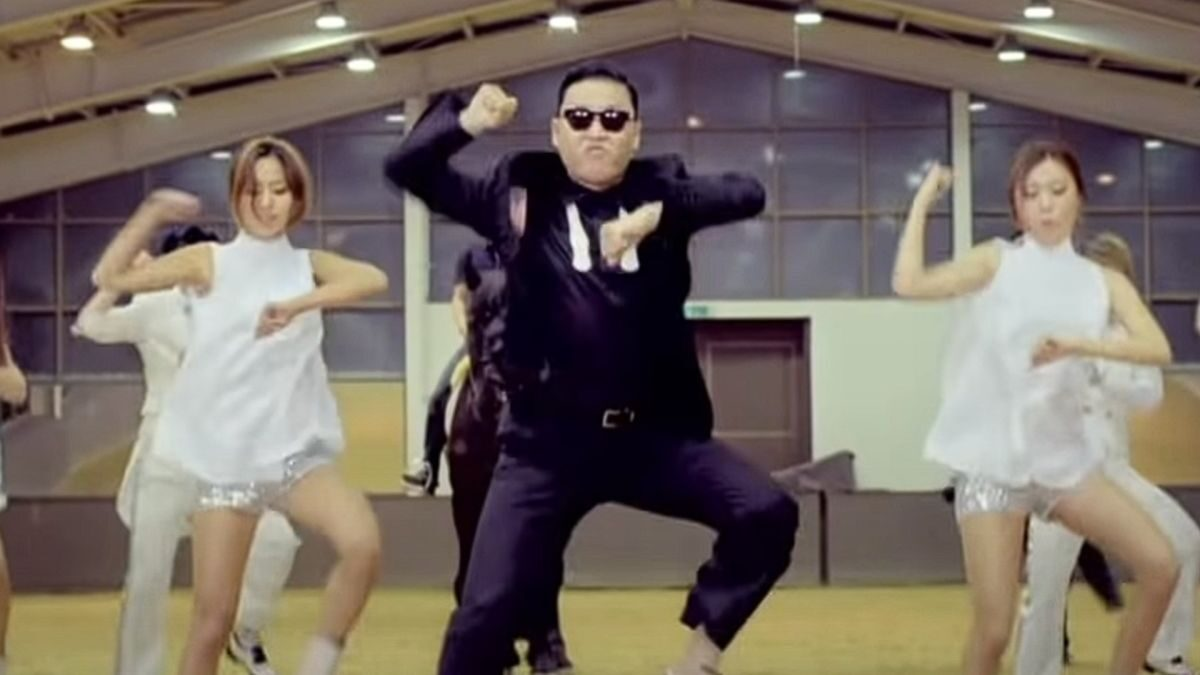 Gangnam Style emote coming to Fortnite