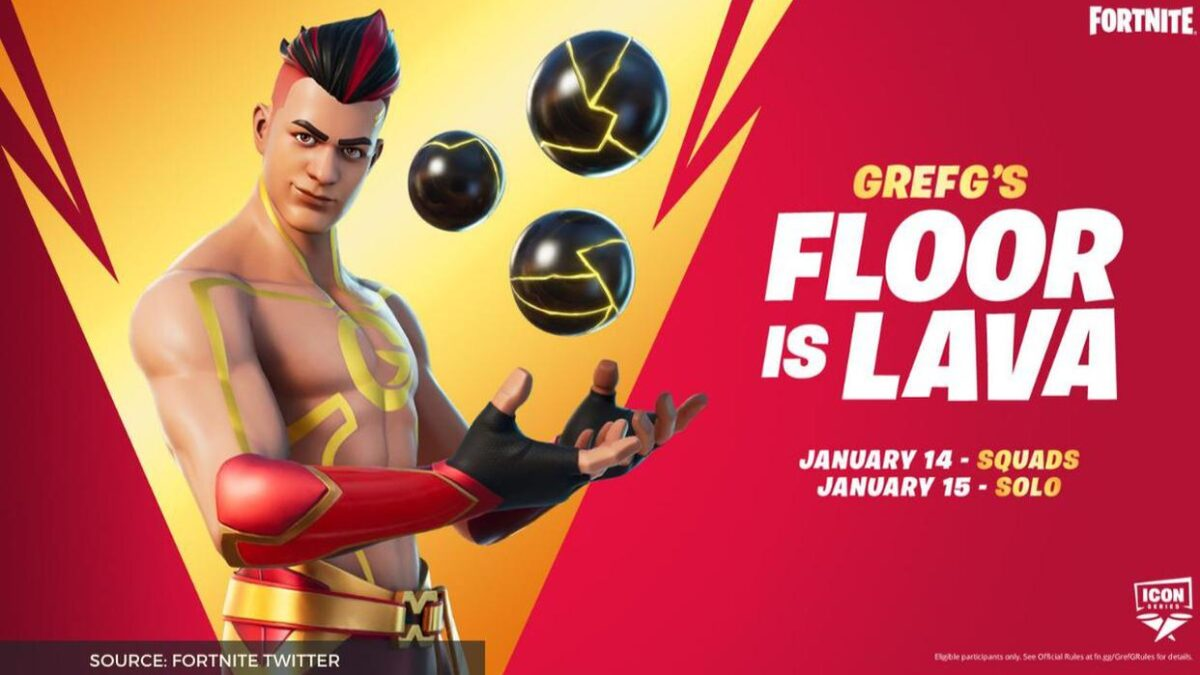 How to get Grefg Skin? Here's more about upcoming skin releasing in Fortnite
