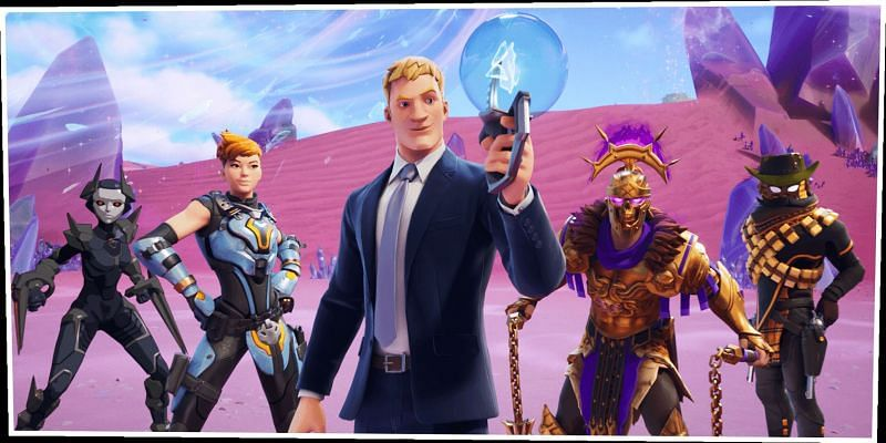 Top 5 rarest Fortnite skins in 2021