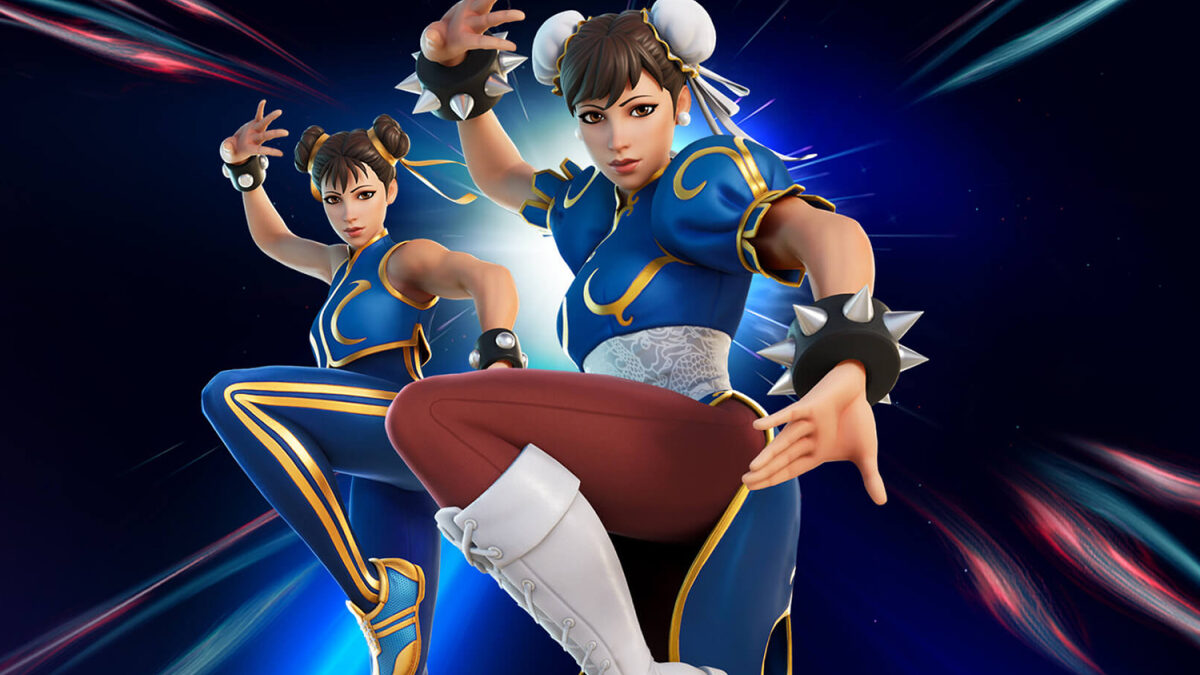 Fortnite confirms NEW Street Fighter update – release date, items and characters revealed