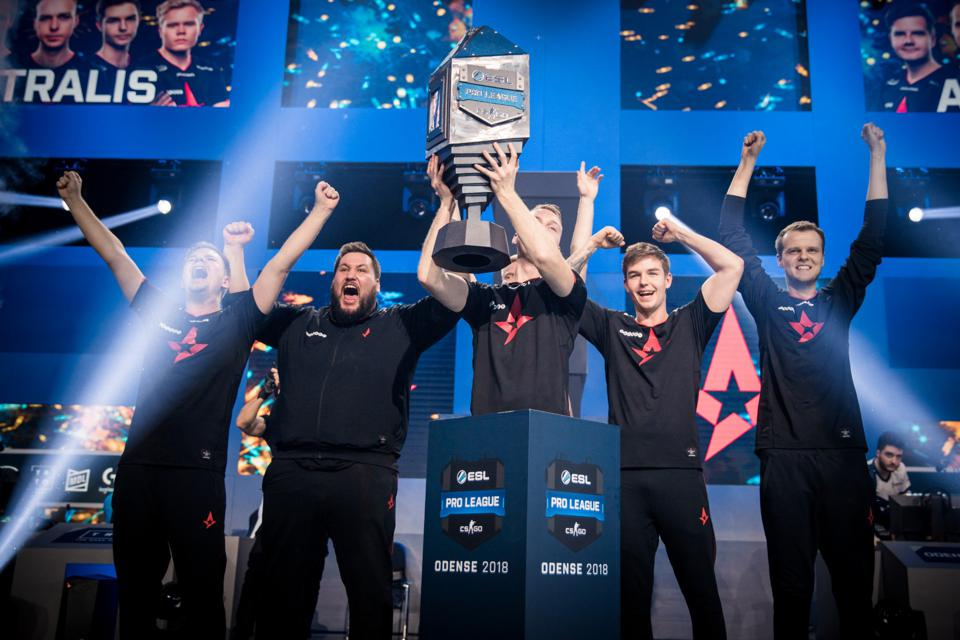 Astralis reports slight increase in revenue for 2020