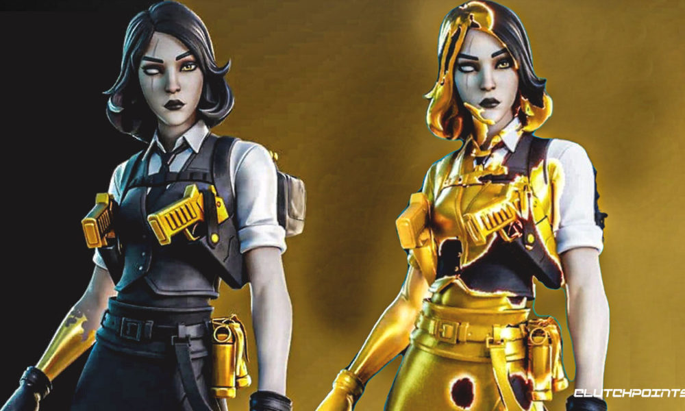 Female Midas skin 'Marigold' coming to Fortnite