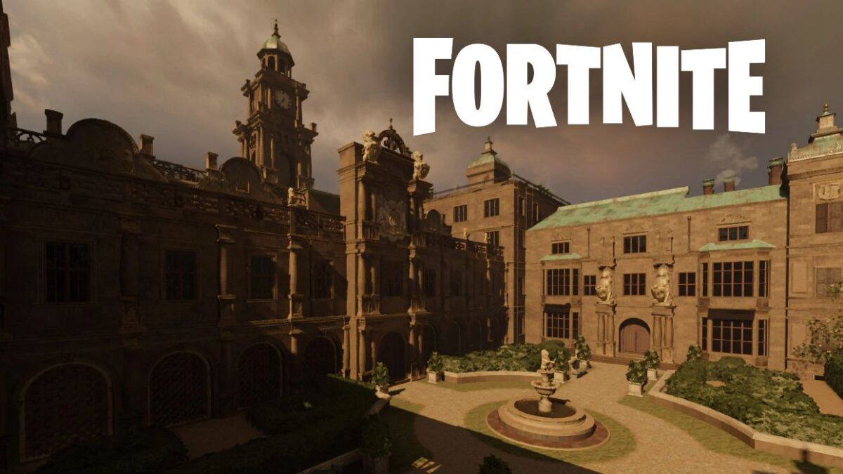 Fortnite Player Makes Stunning Recreation of Croft Manor